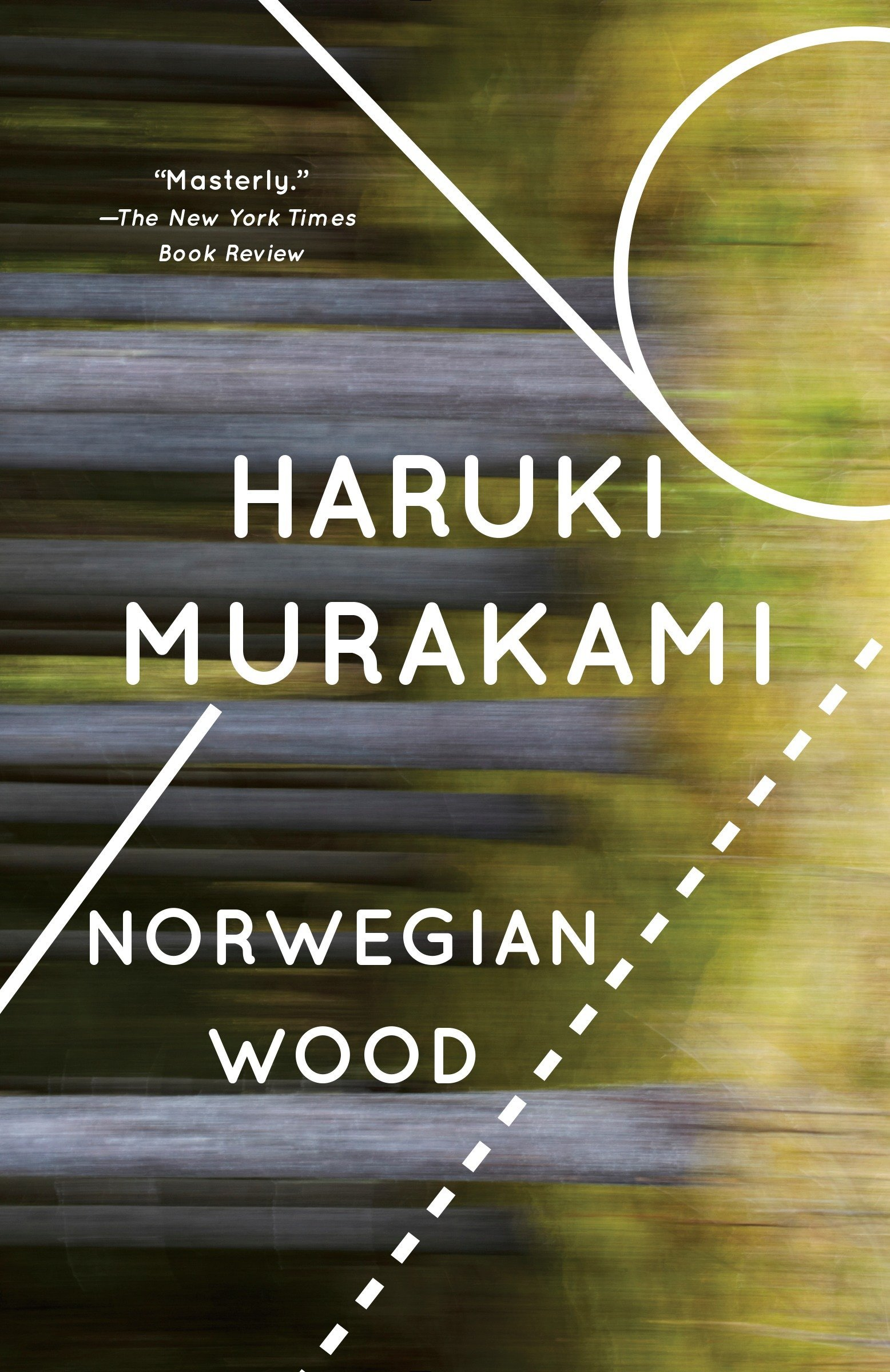 What I read - Norwegian Wood cover image
